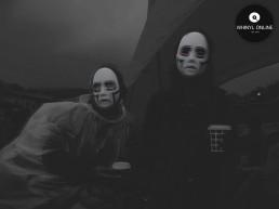 Stranger Masks